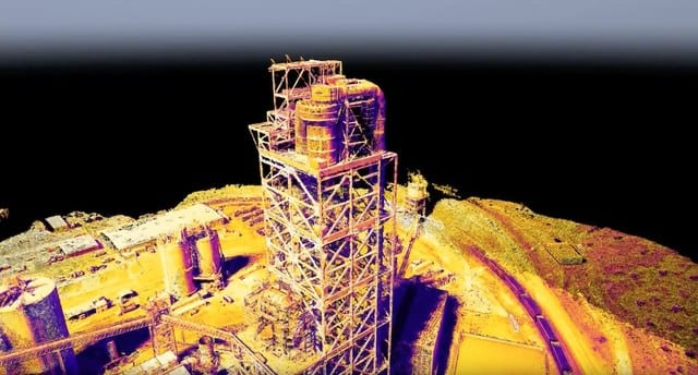 Site Scan 3D imaging