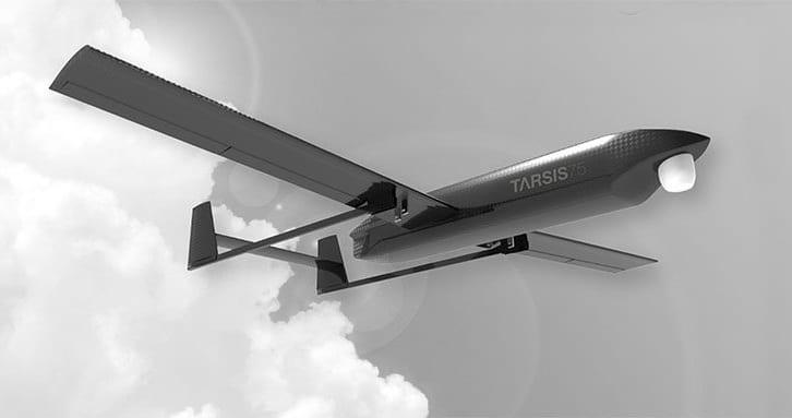 TARSIS 75 UAV