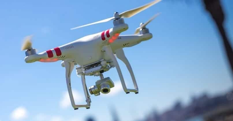 Drone detect and avoid