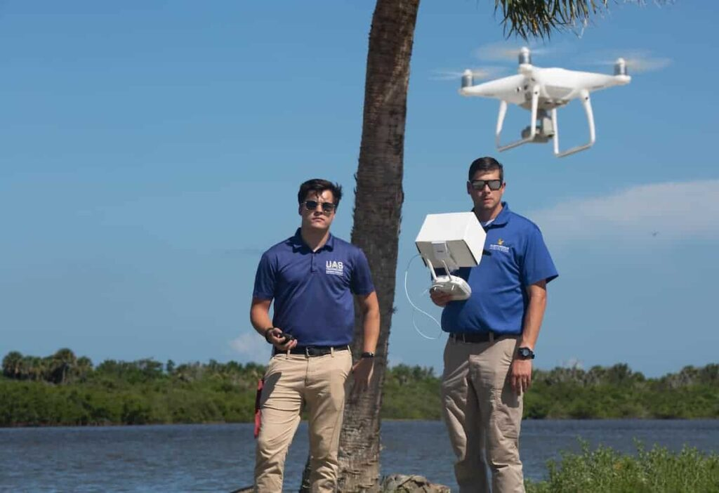 Embry-Riddle UAV team