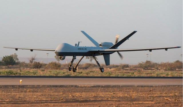 French MQ-9 Reaper UAS