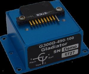 G300D NON-ITAR 3-Axis MEMS Gyroscope