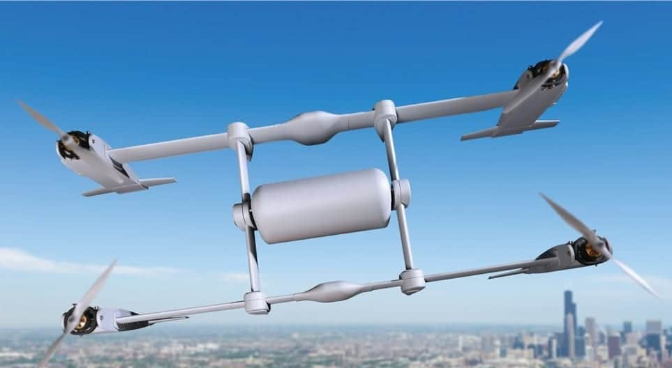 Bell unmanned aircraft