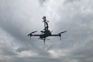Drone Anemometers