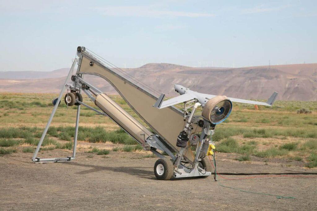 Insitu drone with Orbital UAV engine