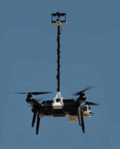 Mini Wind and Weather Sensor for Drones