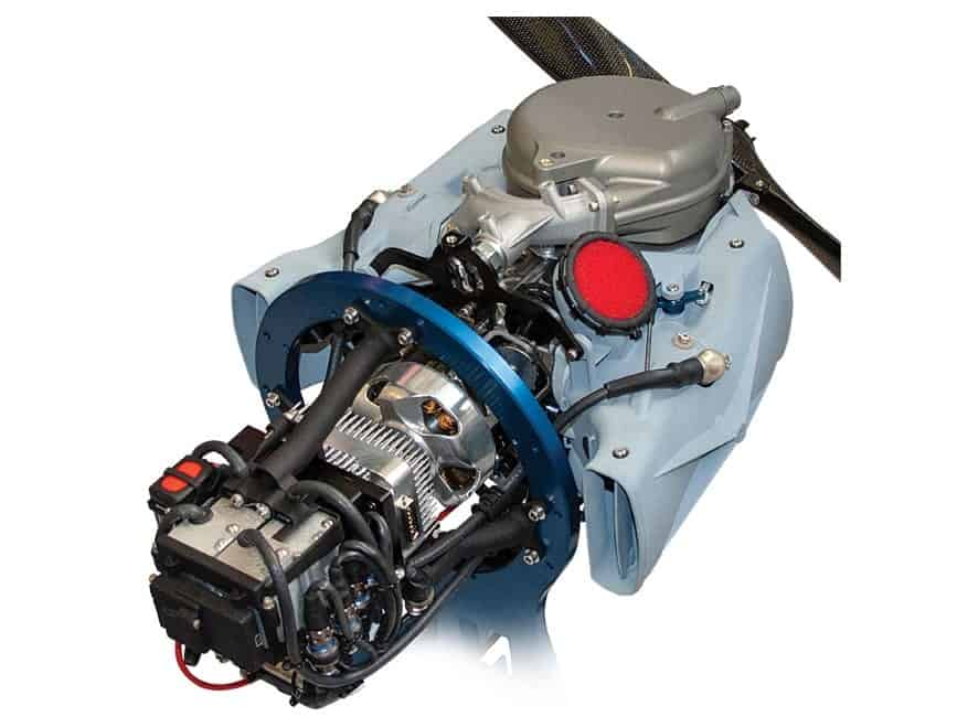 NW-88 UAV engine
