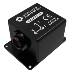 Orientus Rugged AHRS for UAV stabilization