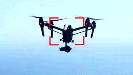 Sightline Applications drone detection