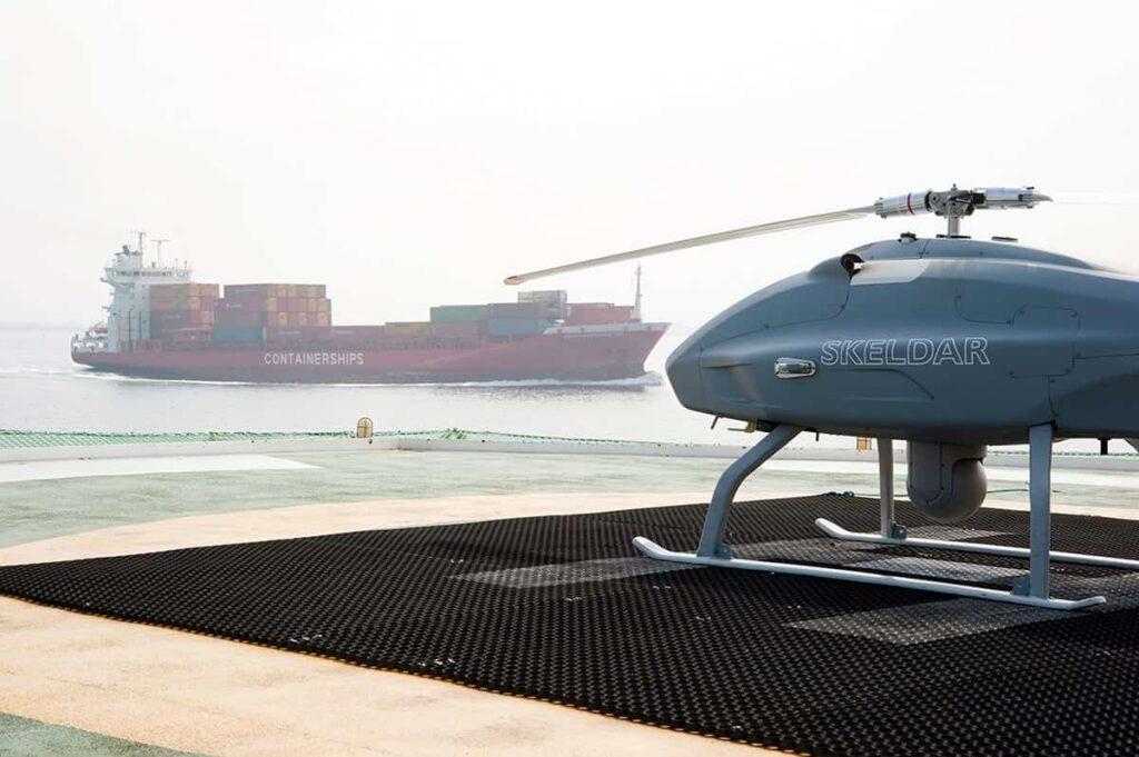 Skeldar V-200 UAV