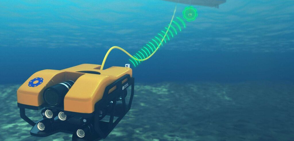 Subsonus Tag Acoustic Positioning Transponder