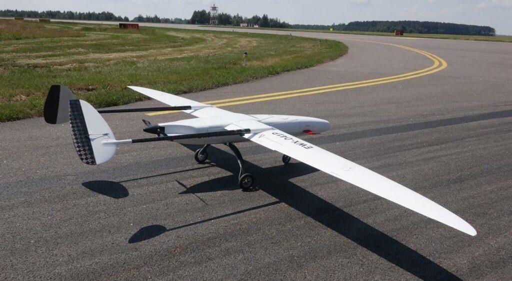 Uavos fixed wing UAV Sitaria