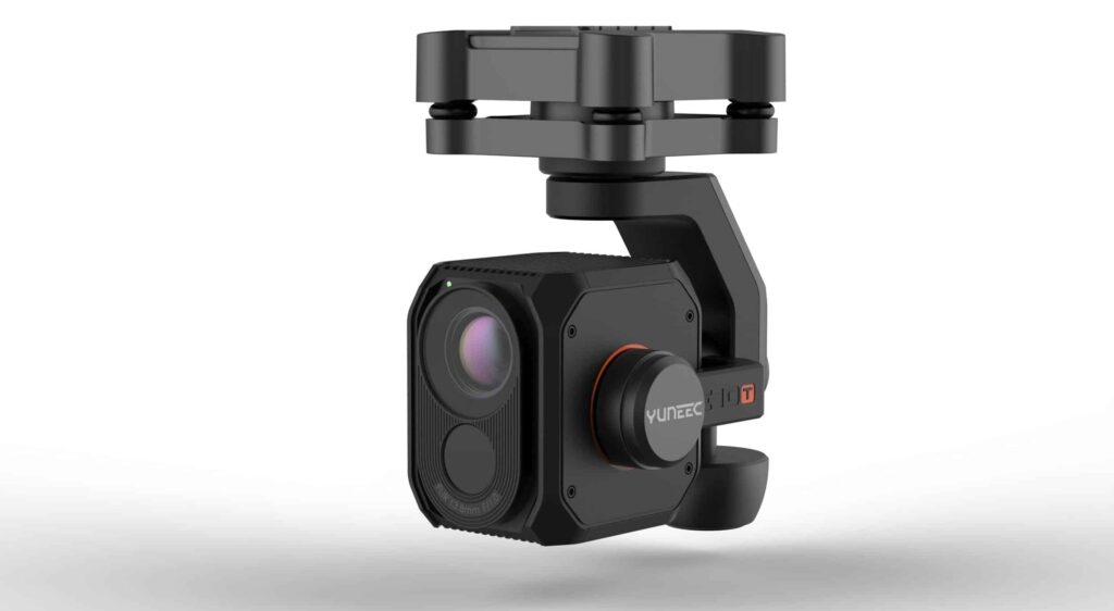 Yuneec E10T Thermal Drone Camera