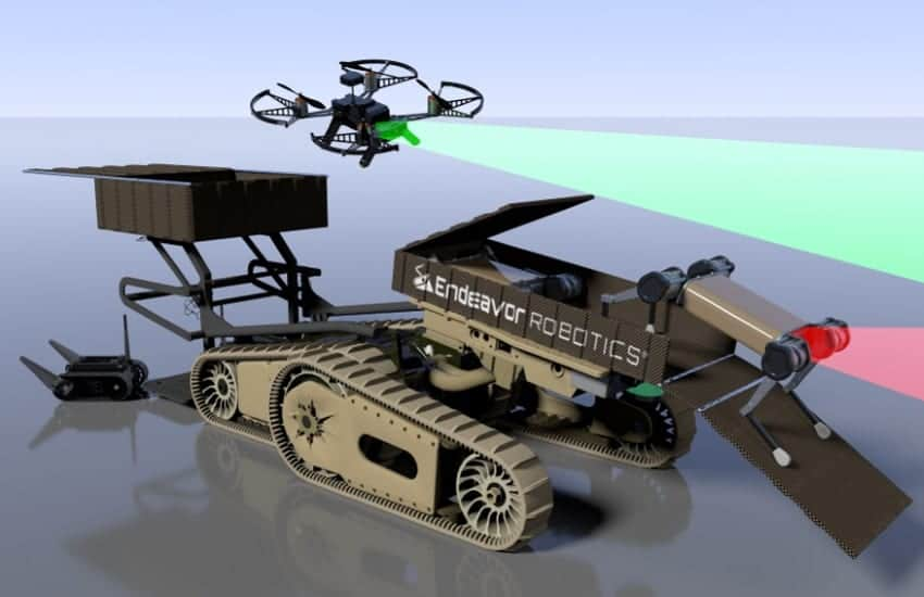 Endeavor Robotics UGV