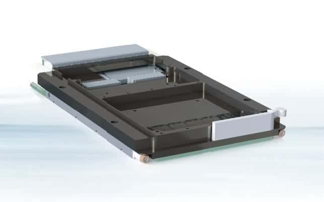 Kontron VPX SBC with 40 gig Ethernet