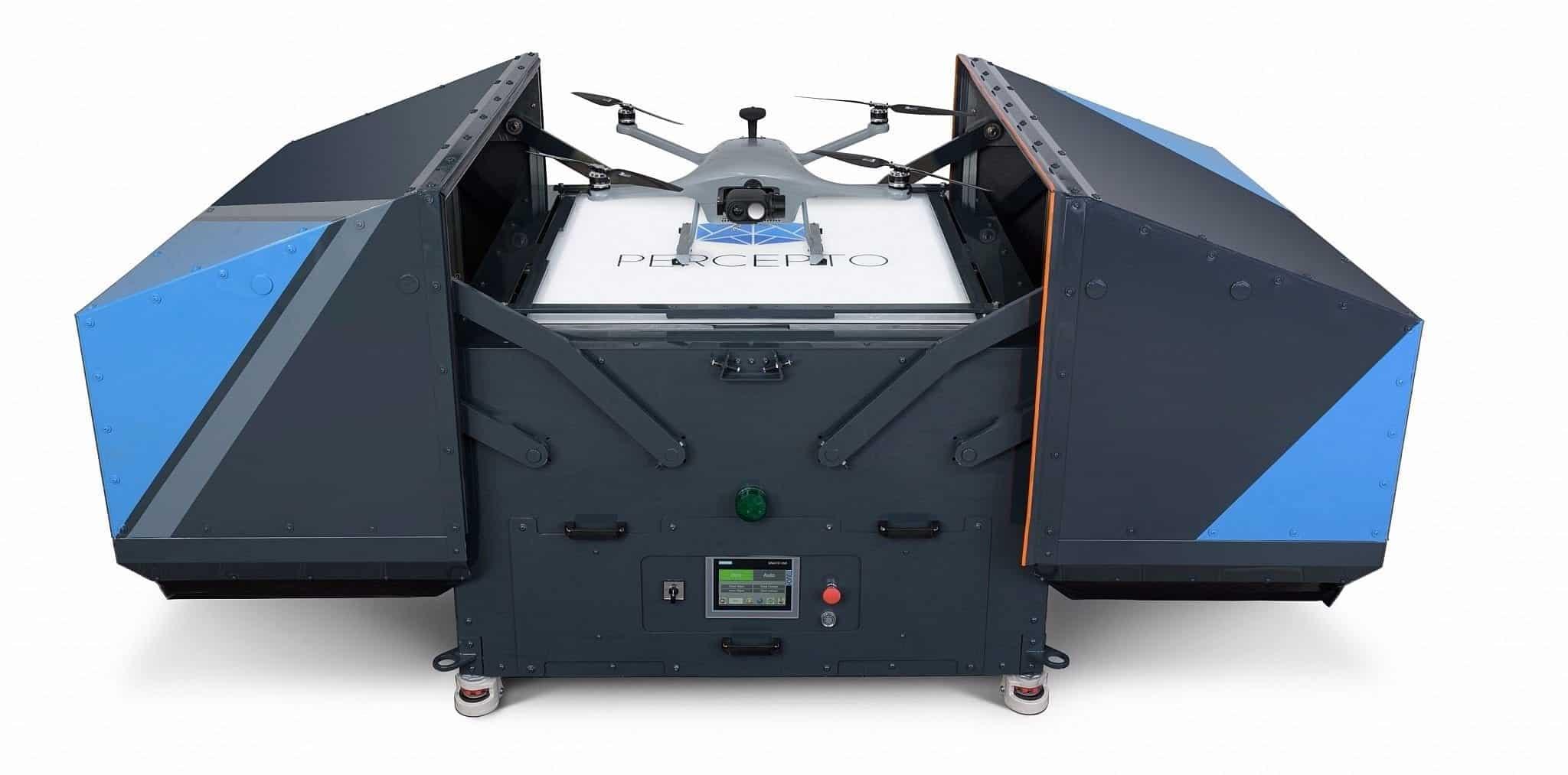 Percepto Sparrow drone