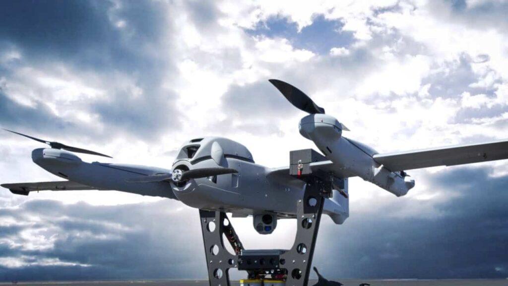 Resolute Eagle UAV