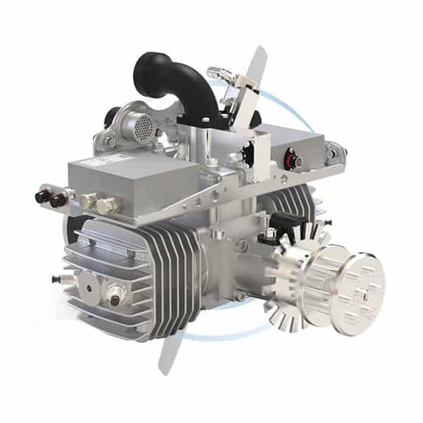 SP-110 FI TS 2-Cylinder UAV Engine