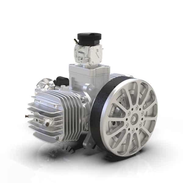 SP-170 2-cylinder gas engines