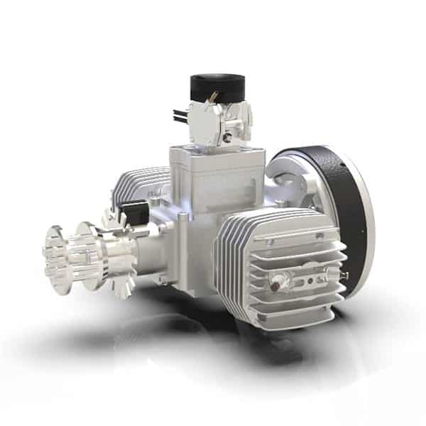 SP-170 twin cylinder gas engines