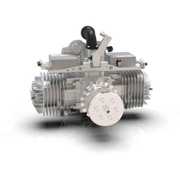 SP-210 2-Cylinder Gas-Engine