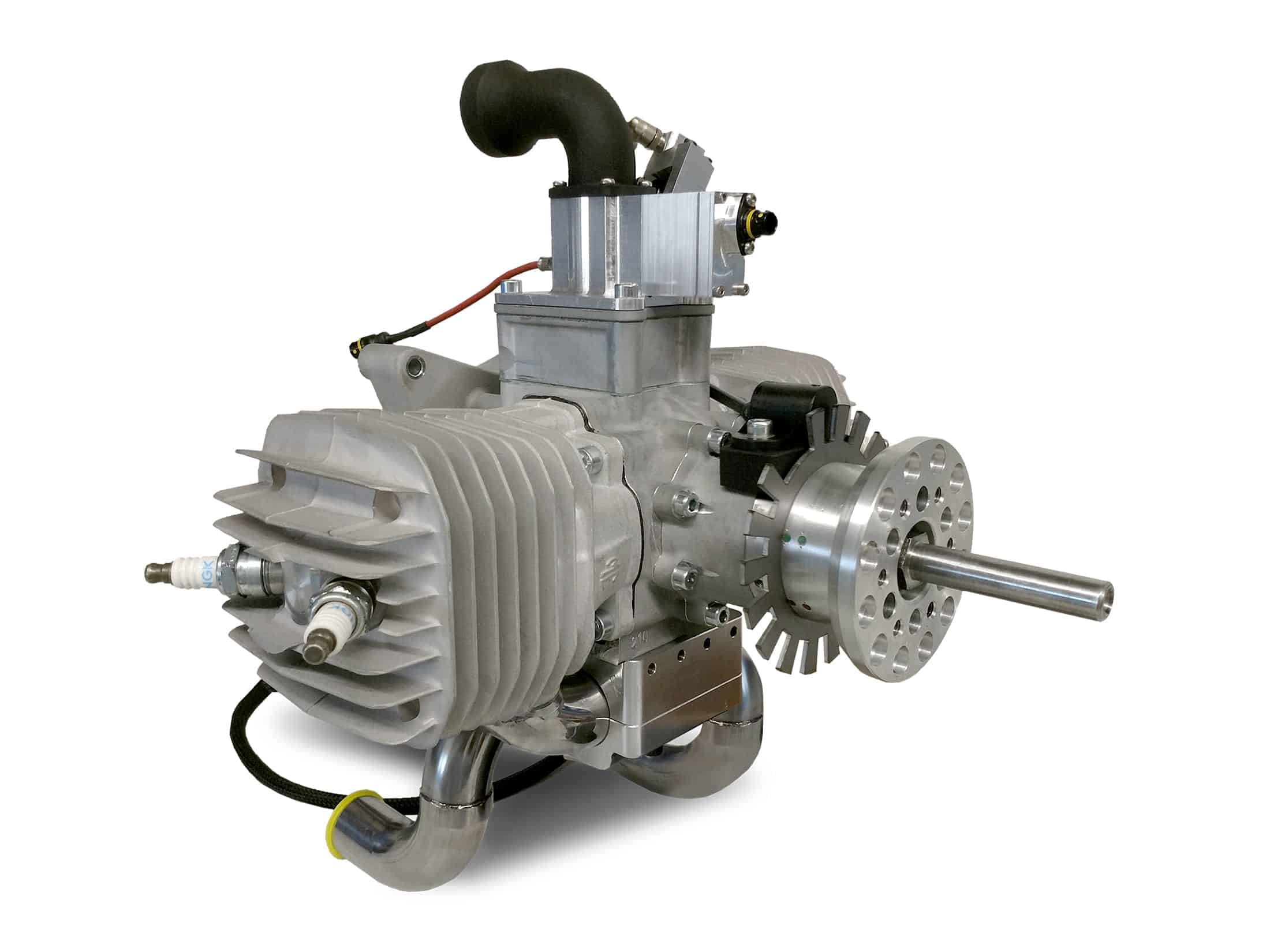 SP-210 HF FI TS heavy fuel UAV engine