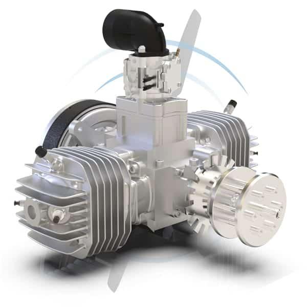 SP-275 TS 2-Cylinder Gas UAV Engine