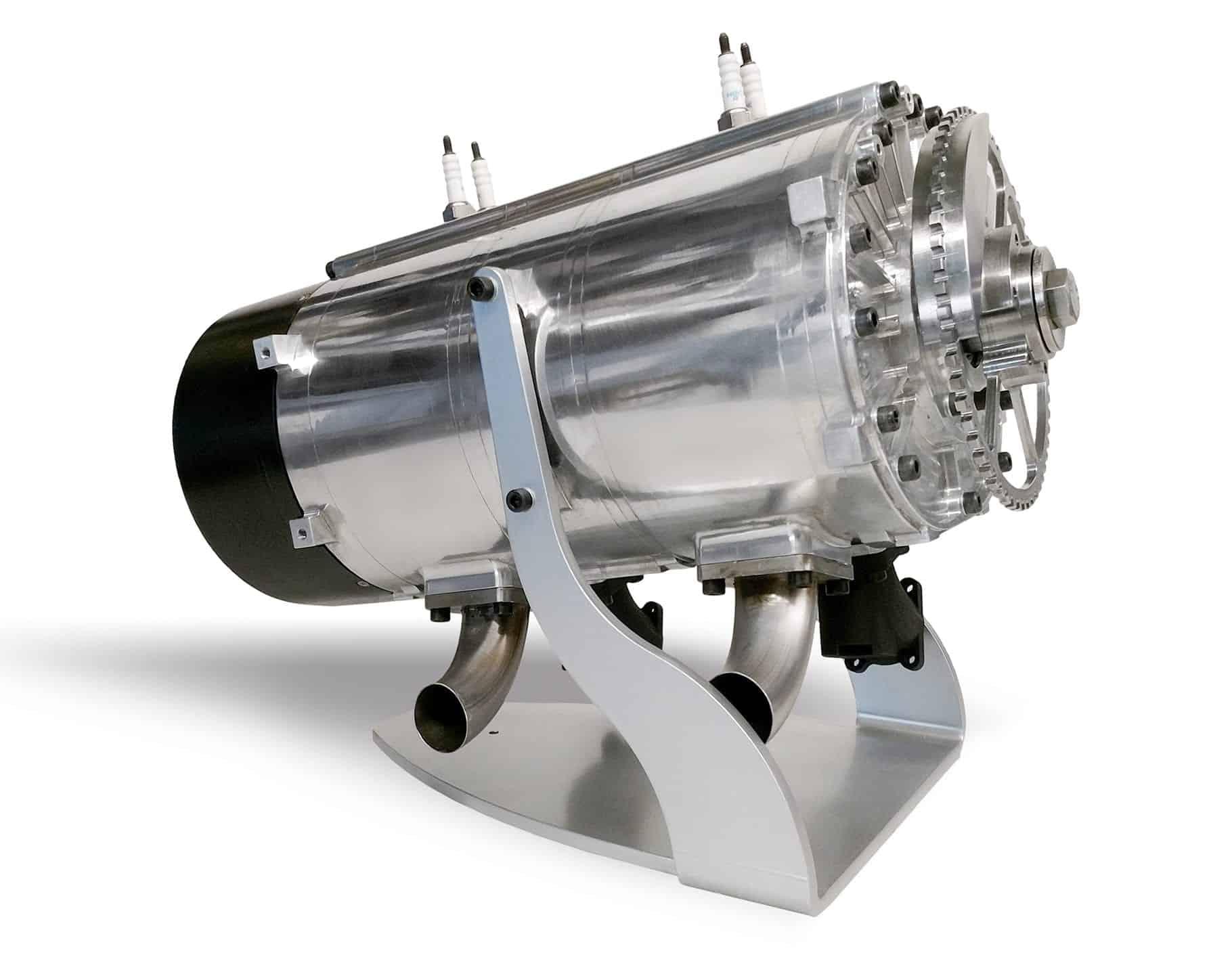 SP-480 SRE hybrid twin rotary UAV engine