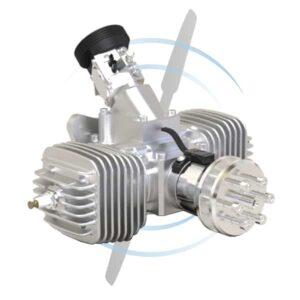 SP-56 Two-Cylinder UAV Engine