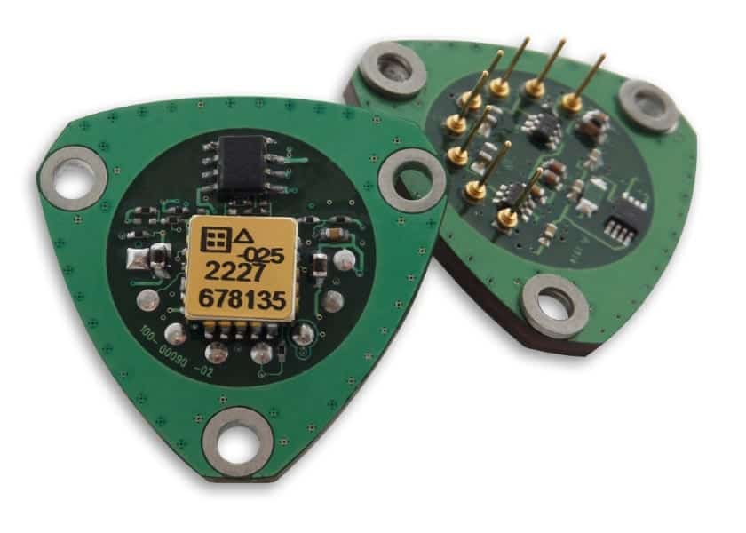 Silicon Designs MEMS accelerometer