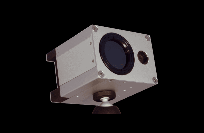 ThermalCapture Fusion Zoom camera