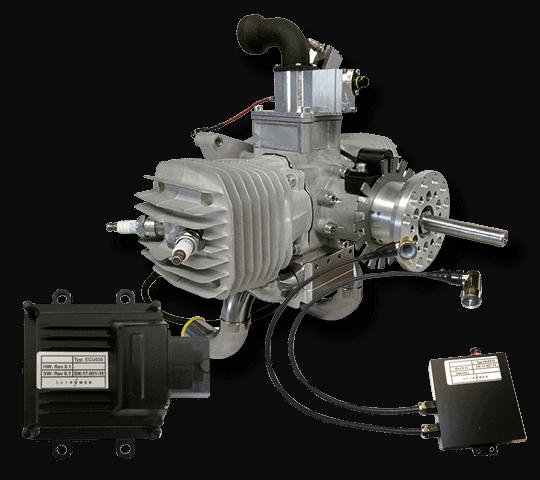 UAV Engine Construction Kit