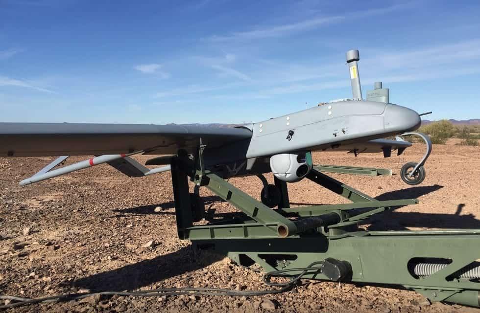 US Army Shadow UAV