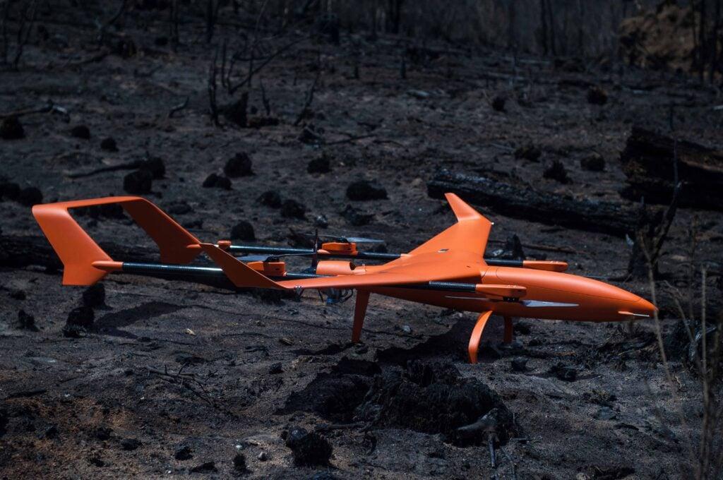 ALTI Transition SAR UAV