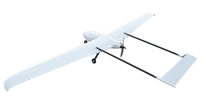 Affordable Fixed-Wing Drone