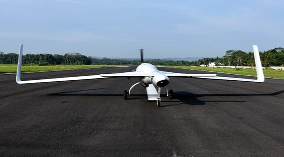 BVLOS Fixed-Wing UAV