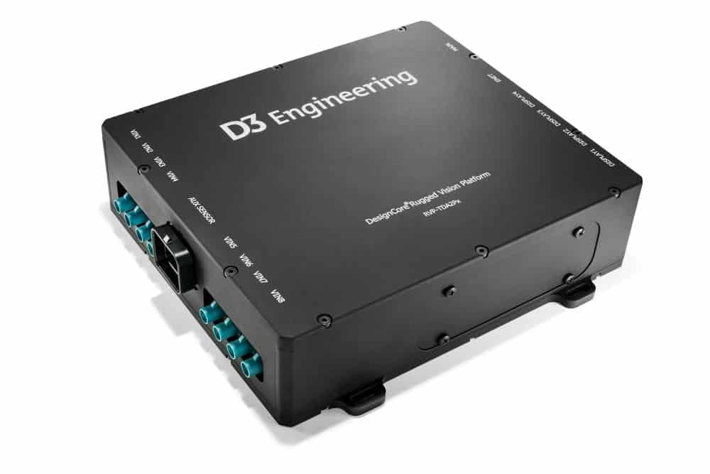 D3 Engineering rugged vision platform