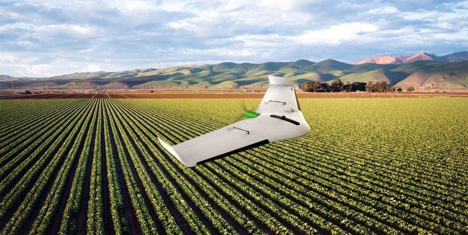 Delair UX11-Ag drone