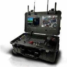 Dual Screen UAV Ground Control Station