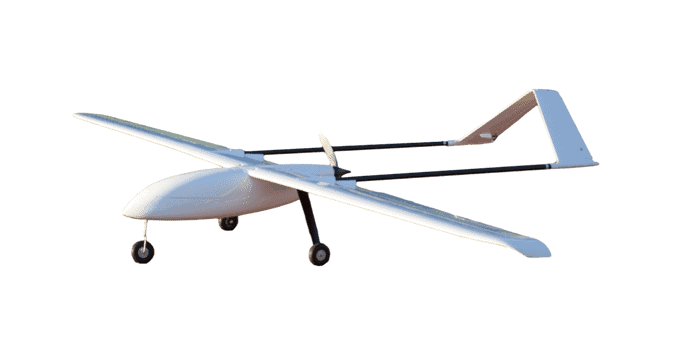 Fixed-Wing Drone for Commercial Applications