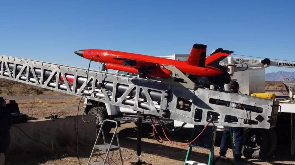 Kratos unmanned aircraft