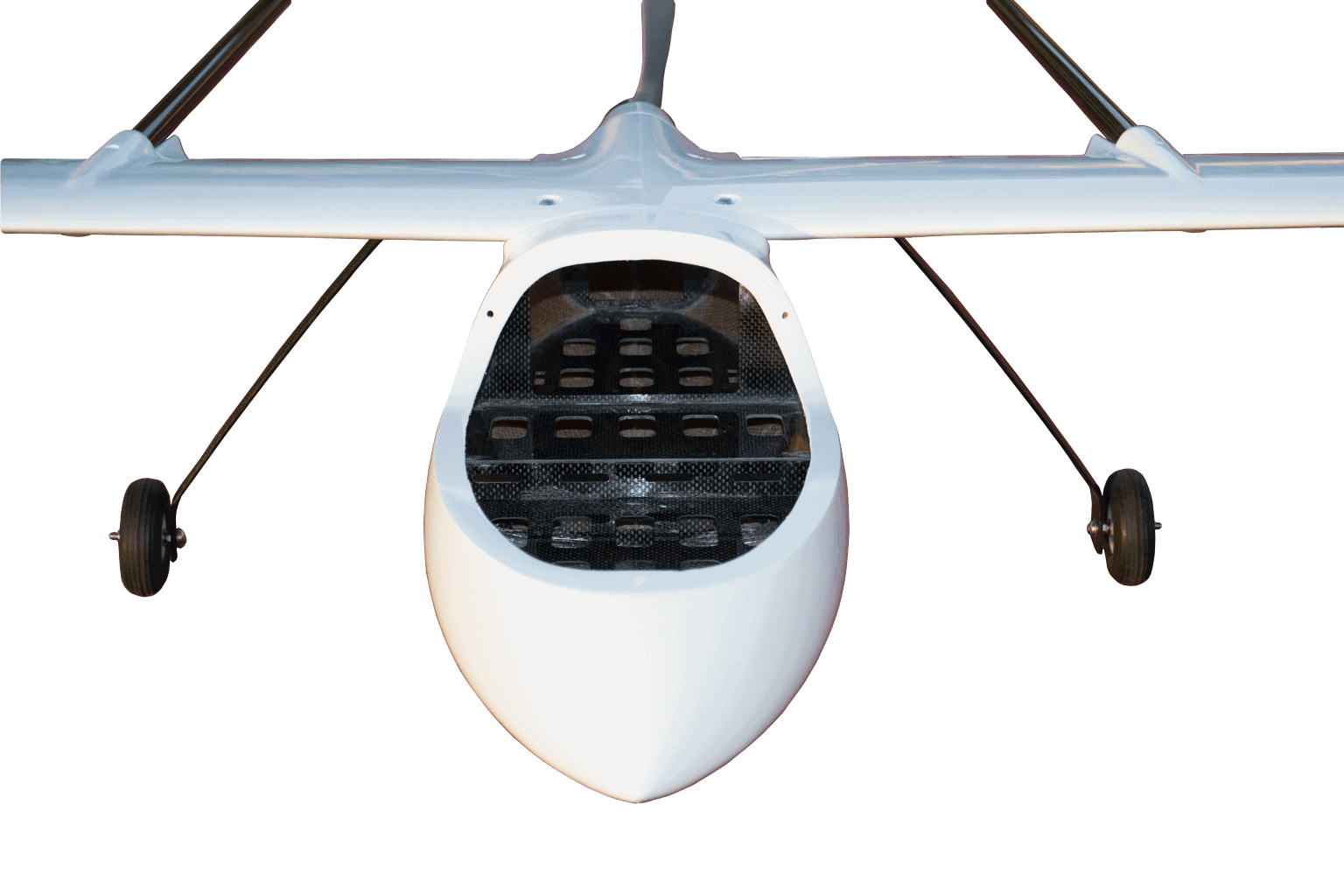 Modular Fixed-Wing Drone