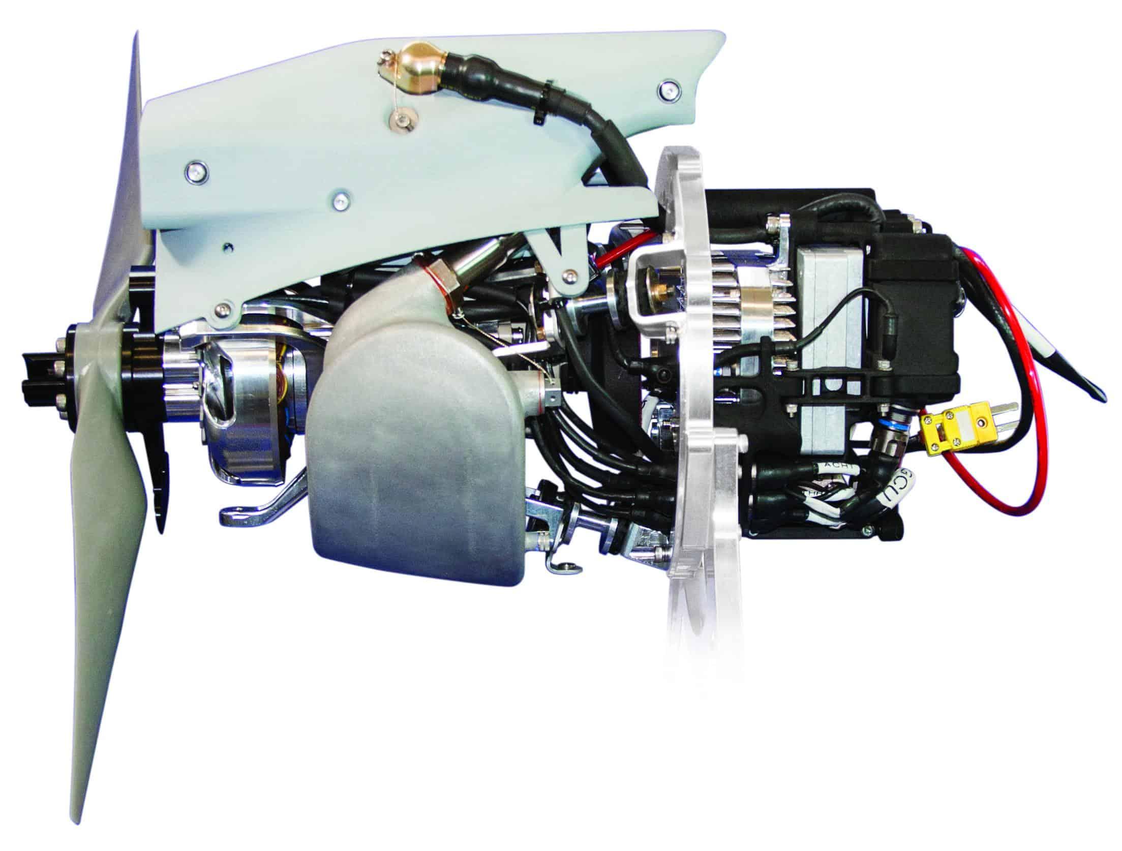NWUAV NW-44 UAV propulsion system
