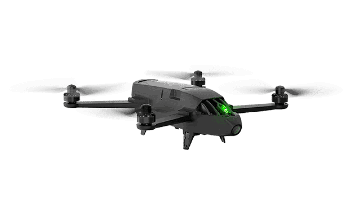 Parrot Bluegrass Fields drone
