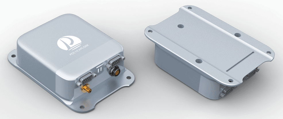 PolyNav 2000B - GNSS Base Station for Unmanned Vehicles