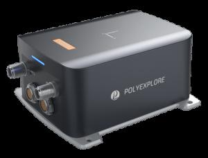 PolyNav 2000S – MEMS dual-antenna RTK GNSS-INS