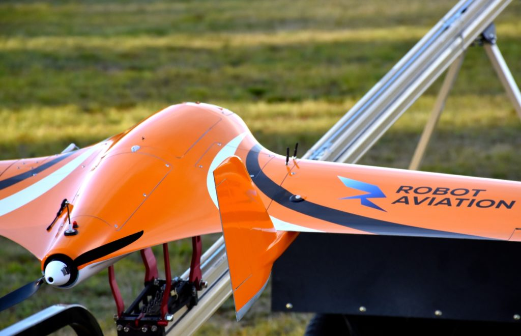 SkyRobot FX20 Fixed-Wing Drone
