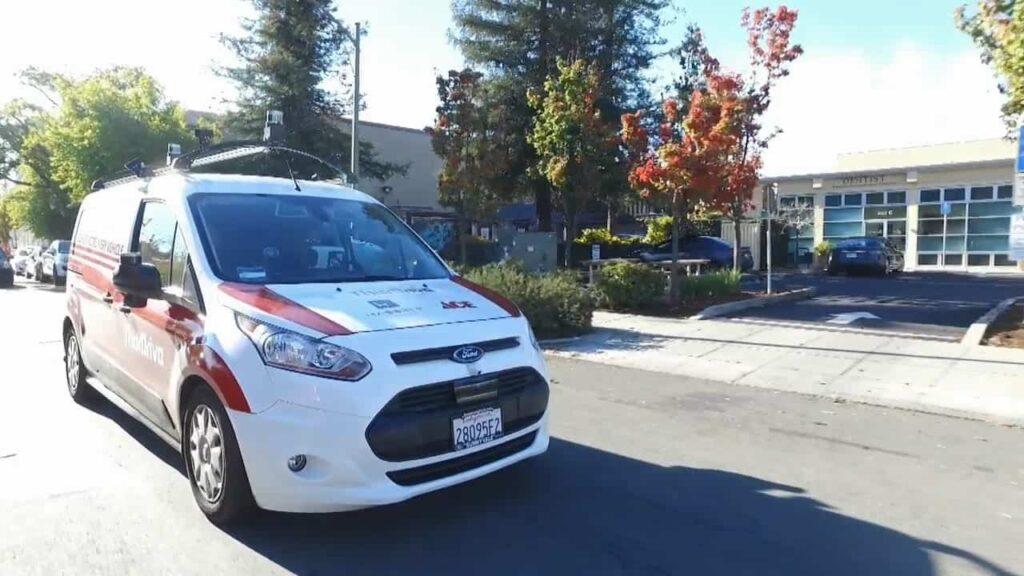 ThorDrive autonomous vehicle