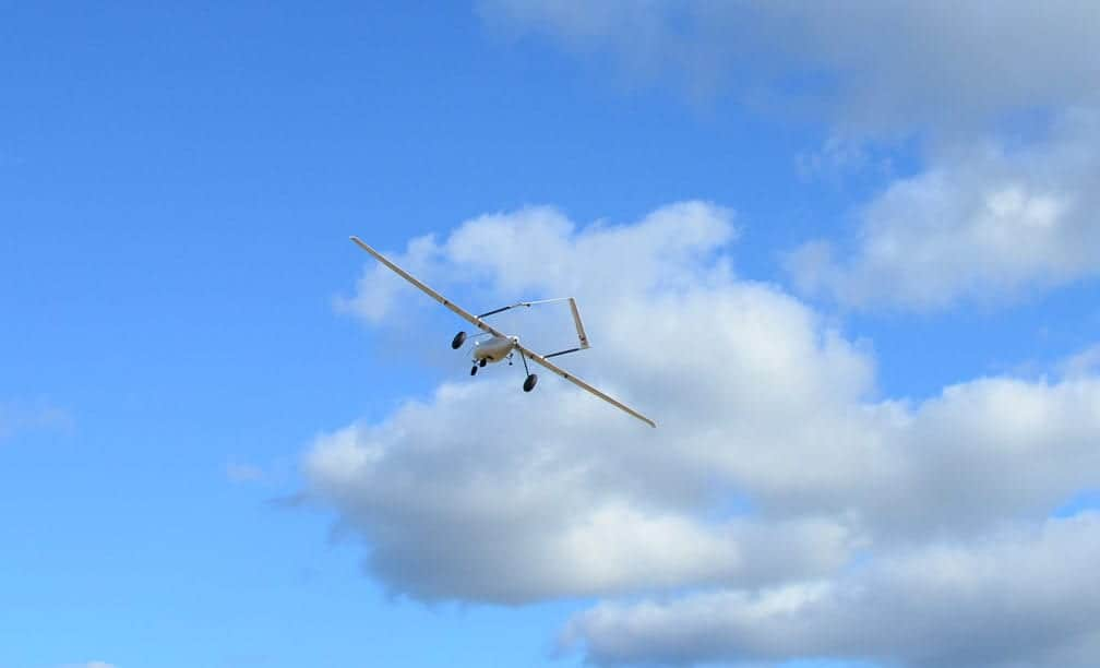 UAV for Commercial Applications