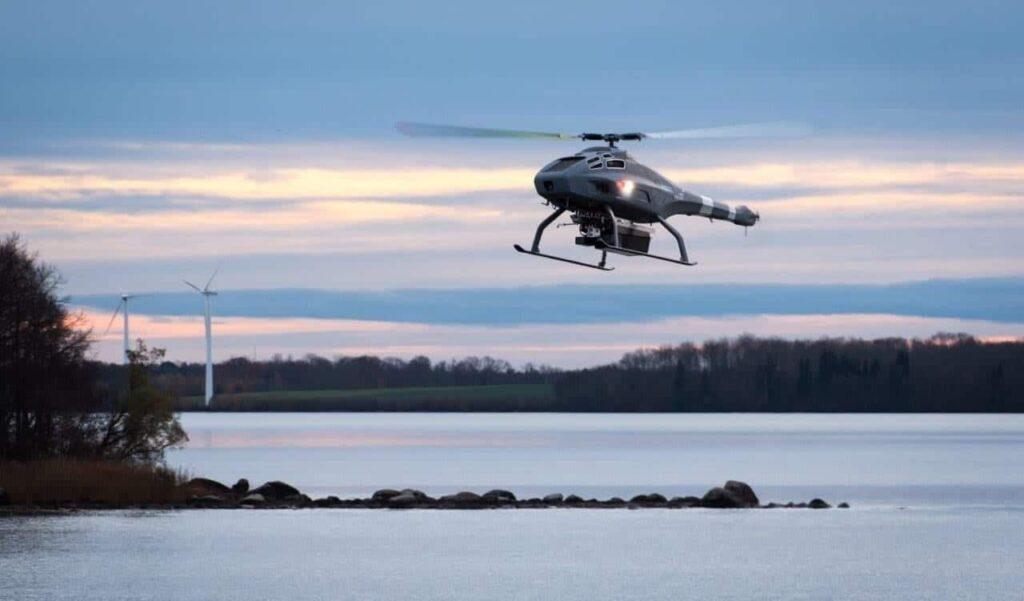 UMS SKELDAR VTOL UAV